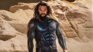 """Detrás de las cámaras: lanzan primer adelanto de """"Aquaman and the Lost Kingdom"""""""