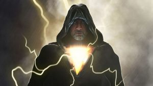 """Mira el primer adelanto de """"Black Adam"""", la nueva película de DC protagonizada por Dwayne Johnson"""