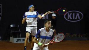 Alejandro Tabilo y Tomás Barrios se instalaron en los cuartos de final de dobles en el Challenger de Lima
