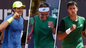 Tomás Barrios, Nicolás Jarry y Alejandro Tabilo ya tienen horario para sus estrenos en el Challenger de Lima