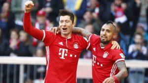 """Lewandowski no olvida a Arturo Vidal y destacó la """"fuerte mentalidad"""" que tenía el chileno en Alemania"""