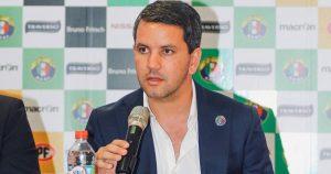 Lorenzo Antillo aseguró que Audax no está dispuesto a que se suspenda el partido ante Colo Colo por brote de covid