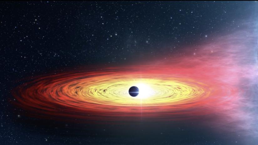 Astrónomos anunciaron el descubrimiento de un posible planeta fuera de nuestra galaxia
