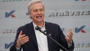 """""""Enfrentemos la pitutocracia"""": Kast propuso rebajar sueldo del Presidente de la República a la mitad"""