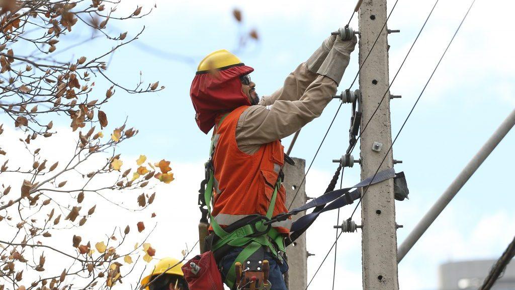 Usuarios reportan corte de luz en comunas de Santiago, Ñuñoa y Providencia