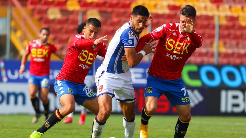 EN VIVO   Deportes Antofagasta y Unión Española le darán el vamos a los últimos tres partidos de la jornada 27