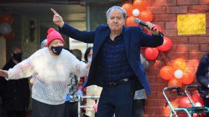 José Alfredo Fuentes fue reconocido como Figura Fundamental de la música chilena