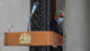Más del 67% encuestado por Pulso Ciudadano se mostró de acuerdo con la acusación constitucional contra el Presidente Sebastián Piñera