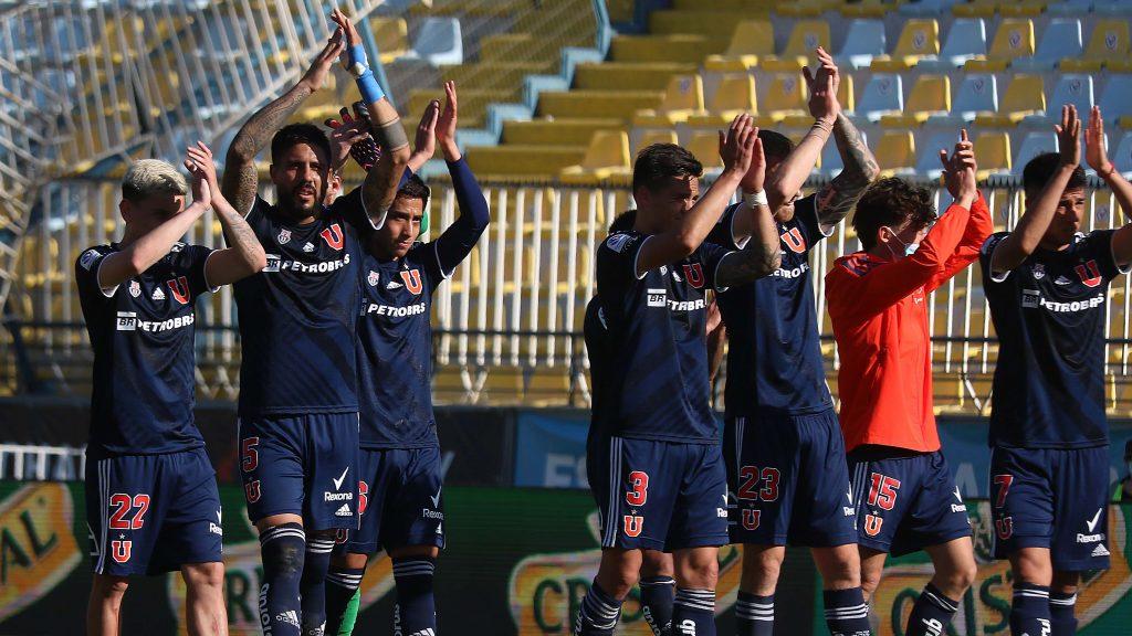 Se van de Rancagua: Universidad de Chile será local ante Curicó Unido en el Estadio Sausalito
