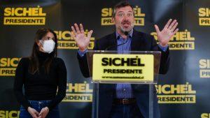 """Sichel apoyó a Martorell por sumario de Contraloría: """"Estamos tranquilos y orgullosos de que participe en este comando"""""""