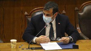 """Ministro Delgado por interpelación: """"Es una oportunidad para conversar sobre el tema"""" de la migración"""