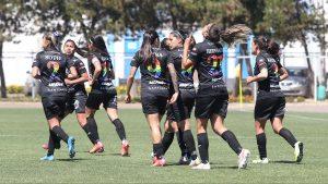 Santiago Morning venció a Palestino y se transformó en el primer finalista del Campeonato Nacional Femenino