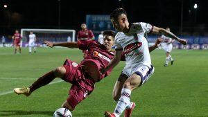 Deportes Melipilla y Deportes La Serena firmaron un intenso empate en La Pintana por la fecha 26