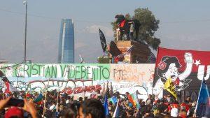 EN VIVO | Se registran manifestaciones e incidentes en distintos lugares del país a dos años del estallido social