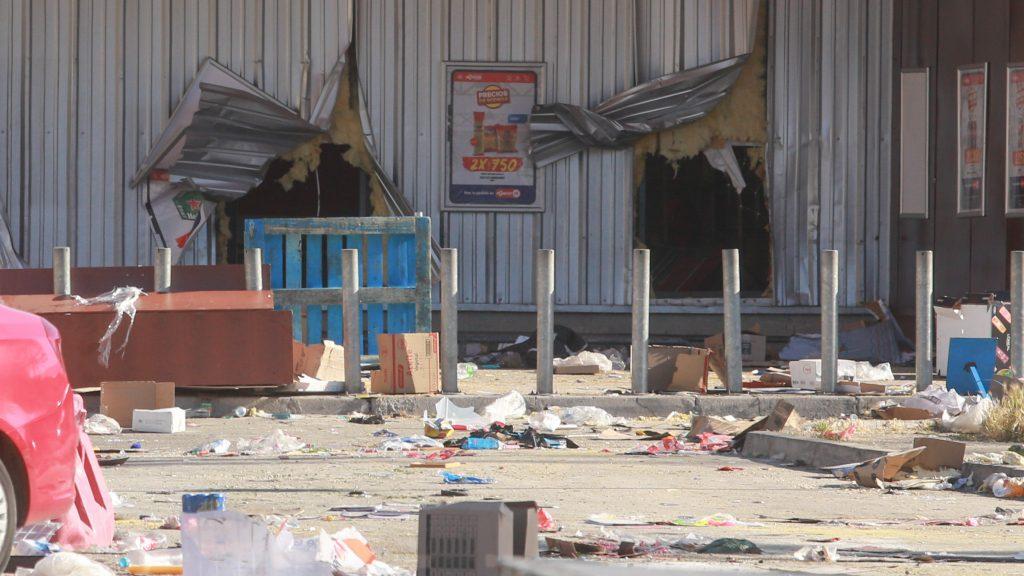 """Cámara Nacional de Comercio acusó falta de seguridad por saqueos y llamó al gobierno a que """"hagamos la pega"""""""