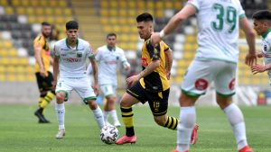 Coquimbo Unido empató con Deportes Temuco y encendió la lucha por el ascenso en la Primera B