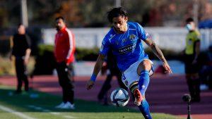 Joaquín Montecinos es seguido de cerca por equipo de la Primera División de España