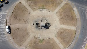 Plaza Baquedano: Consejo Nacional de Monumentos respaldó traslado de base de piedra y restos del Soldado Desconocido
