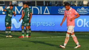 Lo reclamó todo San Carlos: Germán Lanaro se quedó fuera del clásico ante Colo Colo por expulsión ante Santiago Wanderers