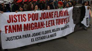 """Familia de Joane Florvil emplazó a José Antonio Kast por uso de su imagen: """"Sabemos que el racismo mata"""""""