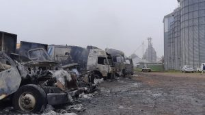 Macrozona sur: Carabineros se refirió a los ataques incendiarios ocurridos durante la madrugada de este lunes en Victoria