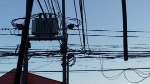 VTR reportó cortes de fibra óptica en distintas comunas de la Región Metropolitana