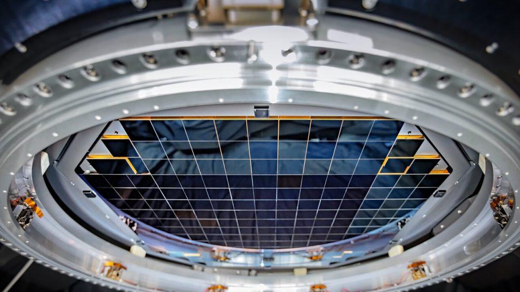 Proyecto astronómicoRubin: Telescopio construido en Chile batió dos récords Guinness