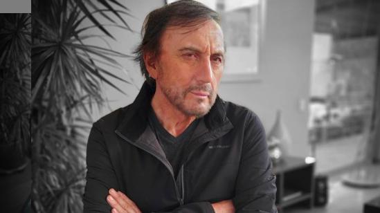 """Carlos Pinto adelantó el estreno de """"Mea Culpa"""": """"Sigue el humo y el nada hacía presagiar..."""""""