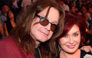 La historia de amor de Ozzy y Sharon Osbourne llegará a la pantalla grande