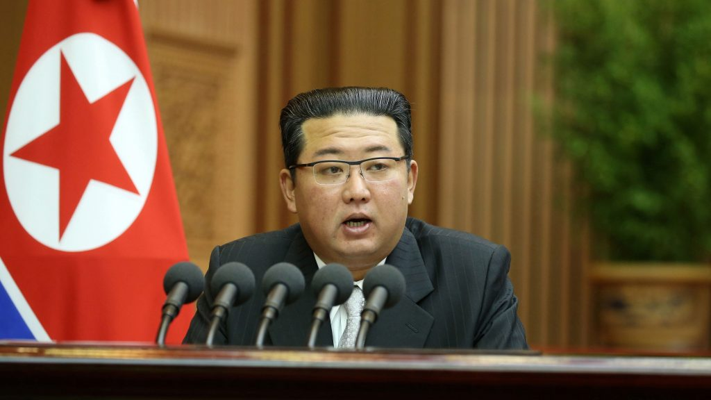 Corea del Norte realizó prueba de un nuevo misil: proyectiles cayeron al mar