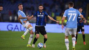 Inter de Milán perdió ante la Lazio por la jornada ocho de la Serie A sin Alexis Sánchez ni Arturo Vidal
