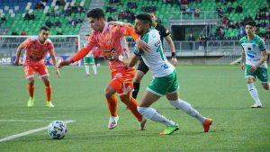 Cobreloa rescató un empate ante Deportes Puerto Montt en Chinquihue y sigue en la lucha por no bajar a Segunda División