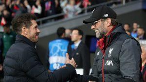 """Klopp confesó que no le gusta el fútbol del Atlético de Madrid, próximo rival de Liverpool: """"Es cosa mía"""""""