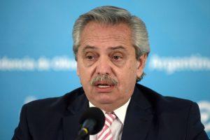 Alberto Fernández: Argentina no se va a arrodillar ante el Fondo Monetario Internacional