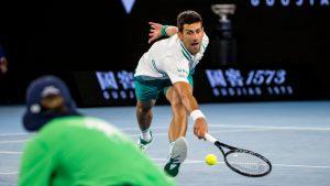 Atento Djokovic: tenistas no vacunados contra el covid-19 no podrán jugar el Abierto de Australia