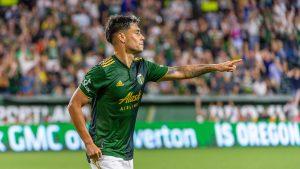 Portland Timbers ganó con asistencia de Felipe Mora y con el golazo del año en la MLS