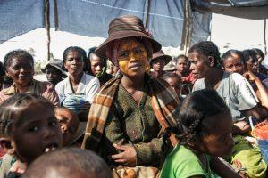 Cerca de un millón de personas al borde de la hambruna en Madagascar por cambio climático