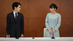 Princesa Mako de Japón se casó con su novio plebeyo y dejó la realeza: los comparan con Harry y Meghan