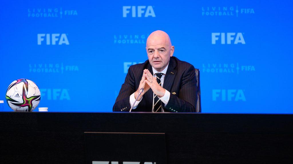 Comités Olímpicos golpearon la mesa contra la FIFA por proyecto del Mundial cada dos años