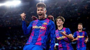 Barcelona se reencontró con el triunfo en Champions League y toma un respiro para seguir en carrera en el torneo