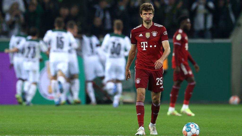 Recibieron de su propia medicina: Bayern Munich fue goleado y eliminado de la Copa de Alemania