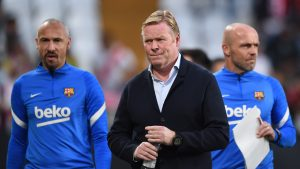 Barcelona confirmó al entrenador interino que asumirá la banca tras salida de Ronald Koeman