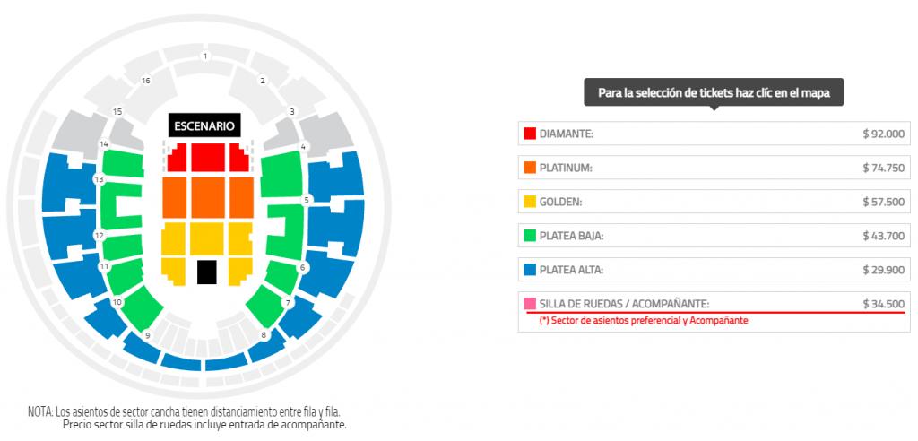 Vicentico vuelve a Chile: Precios, fecha y todo lo que necesitas saber sobre el concierto