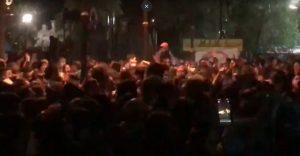 Cientos de personas asistieron a masiva manifestación en Villa Alemana contra la termoeléctrica Los Rulos