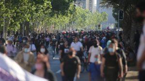 MINUTO A MINUTO | Se registran manifestaciones e incidentes en el segundo aniversario del estallido social