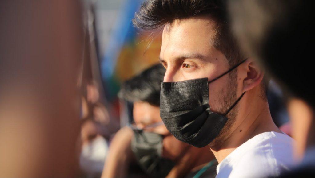 Estallido social: Gustavo Gatica participó en manifestaciones en Plaza Baquedano y protestó contra Claudio Crespo