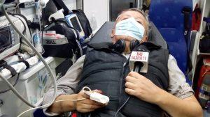 Equipo de prensa de Más Valdivia TV fue atacado por una turba de desconocidos en manifestaciones del 18-O
