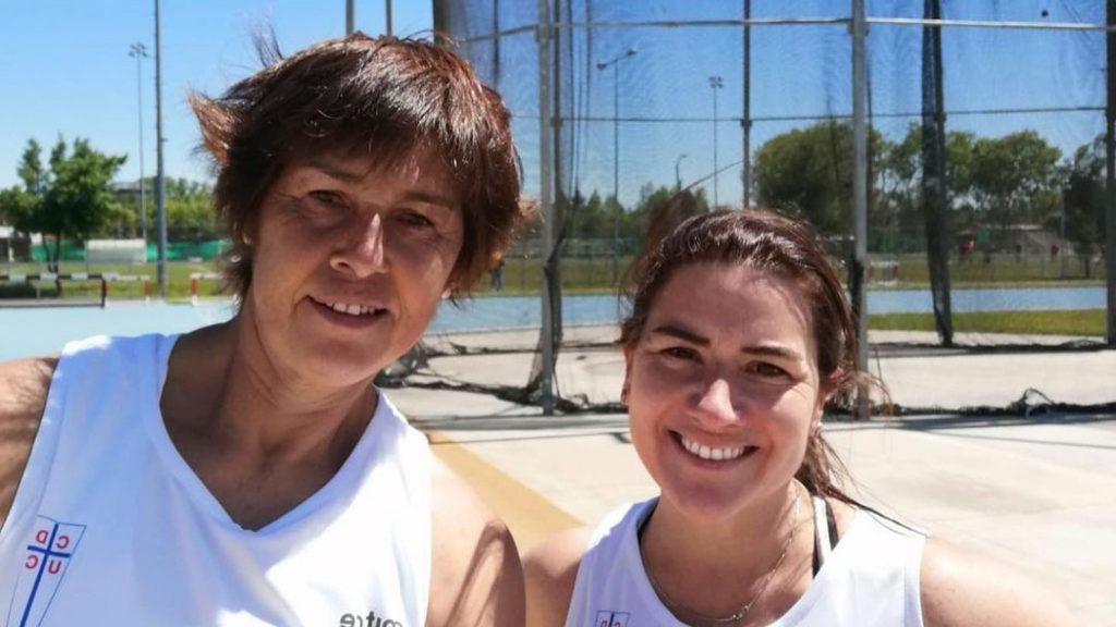 """Marcela Barrientos y Bárbara Lewin tras el primer torneo de Atletismo Master post pandemia: """"Nos sentimos de vuelta a la normalidad"""""""