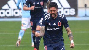 Ramón Arias renovaría por dos temporadas más en Universidad de Chile