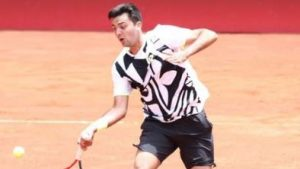 Tomás Barrios avanzó a los cuartos de final del Challenger de Lima